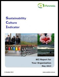 Does you organisation have a culture of sustainability?